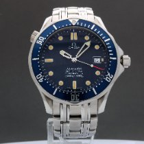 Omega 2531.80 Steel 1997 Seamaster Diver 300 M 41mm pre-owned United States of America, New York, White Plains