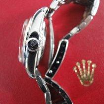 Rolex Oyster Perpetual Lady Date Acier 26mm Bleu France, Labastide-Saint-Sernin