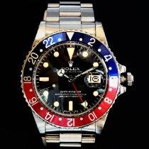 Rolex (ロレックス) GMT マスター ステンレス 40mm ブラック 文字盤無し 日本, 0022