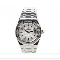 Audemars Piguet Royal Oak Lady Acero 33mm Plata