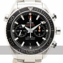 Omega 232.30.46.51.01.003 Acier 2013 Seamaster Planet Ocean Chronograph occasion