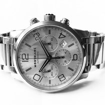 Montblanc pre-owned Automatic 43mm Silver