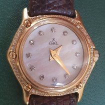 Ebel 8057901 Yellow gold Classic 25mm pre-owned