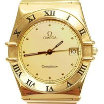 Omega Constellation Quartz Yellow gold 33mm Gold United States of America, North Carolina, Charlotte