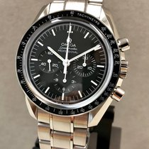 Omega 311.30.42.30.01.006 Acero 2020 Speedmaster Professional Moonwatch 42mm nuevo