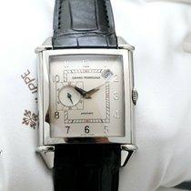 Girard Perregaux Vintage 1945 Acier 33mm Argent Sans chiffres
