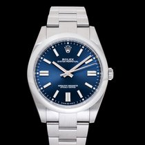 Rolex Oyster Perpetual Steel 41mm Blue United States of America, California, Burlingame