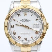 Rolex Datejust Turn-O-Graph Acero y oro 36,5mm Oro Romanos España, Barcelona