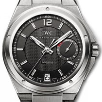 IWC Big Ingenieur Acero 45,5mm Negro