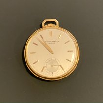 Patek Philippe Watch pre-owned 1945 Yellow gold Manual winding Watch with original box