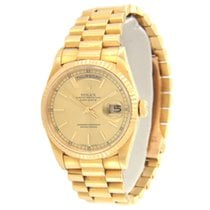 Rolex Day-Date 36 Yellow gold 36mm Gold United States of America, Virginia, Vienna