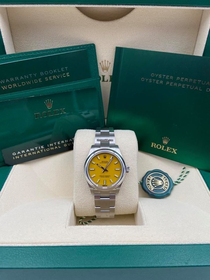 Rolex Oyster Perpetual 31 277200 2021 new