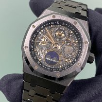 Audemars Piguet Royal Oak Perpetual Calendar Ceramic 41mm Transparent United States of America, New York, Manhattan