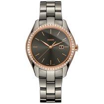 Rado HyperChrome Diamonds nuevo Cuarzo Reloj con estuche y documentos originales R32125102 or 01.129.0125.3.010