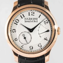 F.P.Journe Souveraine Rose gold 40mm White United States of America, Massachusetts, Boston
