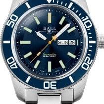Ball Engineer Master II Skindiver Steel 42mm Blue No numerals United States of America, Massachusetts, Boston