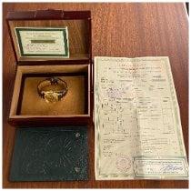 Rolex Day-Date brugt 36mm Guld Dato Læder