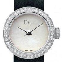 Dior Steel 19mm Quartz CD040110A001 new United States of America, Texas, Houston