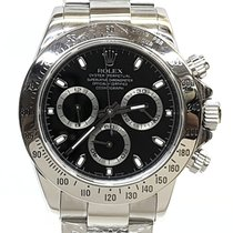 Rolex Daytona Steel 40mm Black No numerals UAE, Sharjah