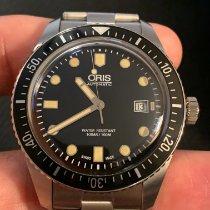 Oris Divers Sixty Five Steel 42mm Black No numerals United States of America, Georgia, Armuchee