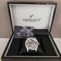 Aerowatch Renaissance new 2019 Manual winding Watch with original box and original papers 50981