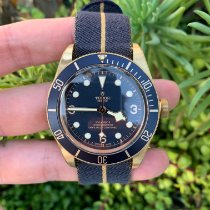 Tudor Black Bay Bronze Bronze 43mm Blue United States of America, California, Los Angeles