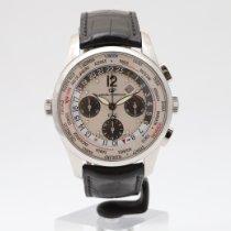 Girard Perregaux WW.TC Acier 43mm Blanc Arabes