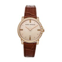 Harry Winston Midnight Rose gold 32mm No numerals United States of America, Pennsylvania, Bala Cynwyd