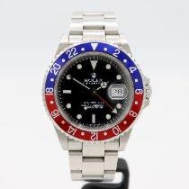 Rolex GMT-Master II Steel 40mm Black No numerals United States of America, California, Santa Monica