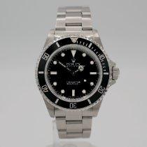 Rolex Submariner (No Date) Steel 40mm Black No numerals United States of America, California, Santa Monica