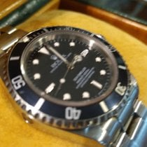 Rolex Sea-Dweller 4000 Steel 40mm Black No numerals UAE, dubai