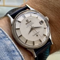 Omega pre-owned Automatic 34mm White