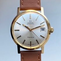 Omega Genève 166.070 Very good Yellow gold 35mm Automatic