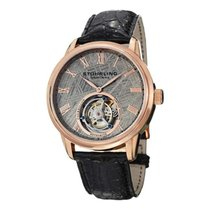 Stuhrling Steel 44 mmmm Automatic 536.3345X2 new