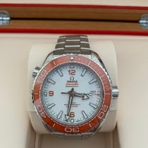 Omega new Automatic 43.5mm Steel Sapphire crystal