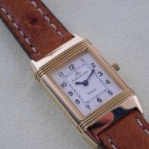 Jaeger-LeCoultre Reverso Dame Gelbgold 20mm Silber Arabisch Deutschland, Buxtehude