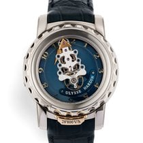 Ulysse Nardin Freak 020-88 White gold 44.5mm Manual winding United Kingdom, London