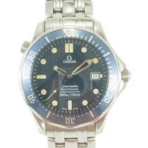 Omega 2531.80 Steel 2000 Seamaster Diver 300 M 41mm pre-owned