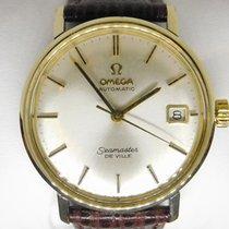 Omega Seamaster DeVille 166.020 166.0020 DeVille Satisfaisant Or/Acier 34mm Remontage automatique
