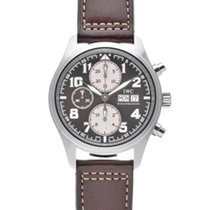 IWC IW371709 Steel 2007 Pilot 42mm pre-owned