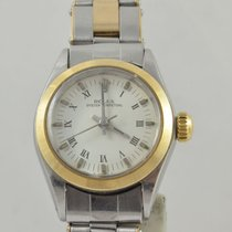 Rolex Oyster Perpetual Gold/Steel 26mm