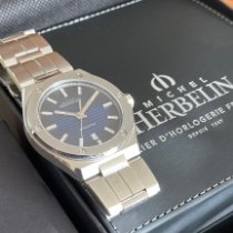 Michel Herbelin Steel 40.5mm Automatic pre-owned