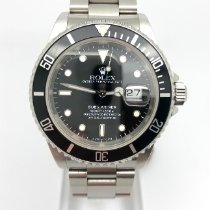 Rolex 116610 Steel 1991 Submariner Date 40mm pre-owned United Kingdom, Leicester
