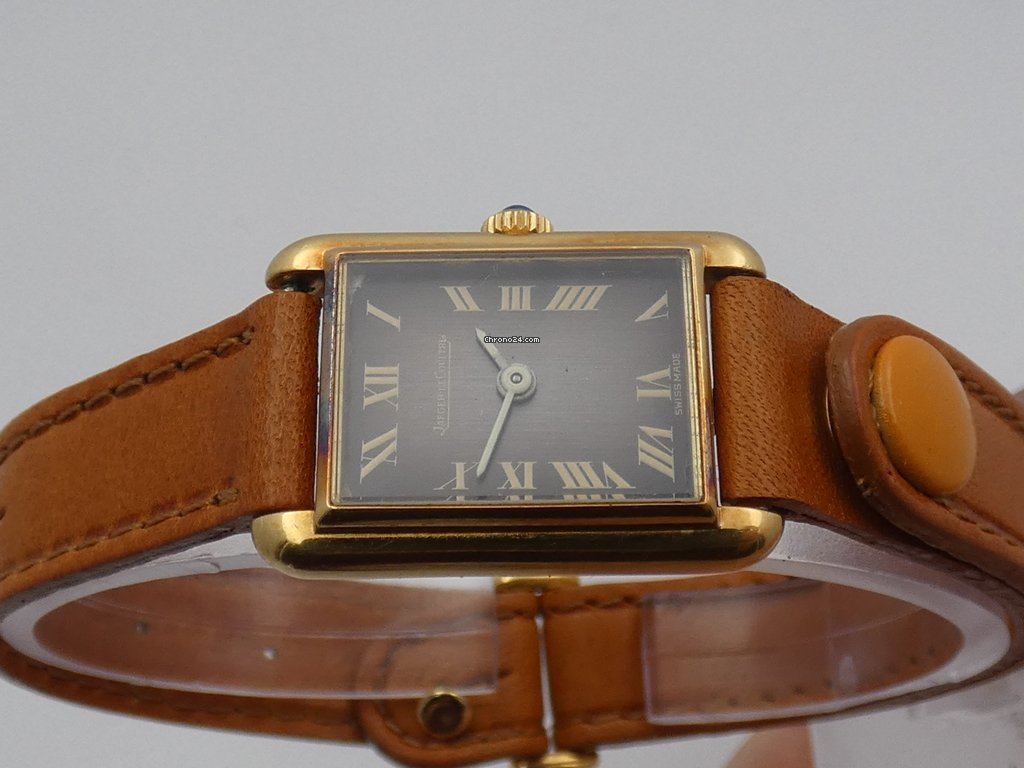 Jaeger-LeCoultre 6028.21 1970 pre-owned