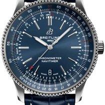 Breitling Navitimer nuevo 2020 Automático Reloj con estuche y documentos originales A17326161C1P3