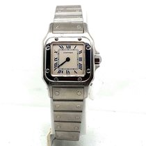 Cartier 2423 Santos Galbée 24mm pre-owned United States of America, New York, New York
