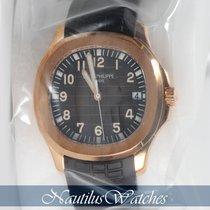 Patek Philippe Aquanaut Rose gold 40mm Brown Arabic numerals