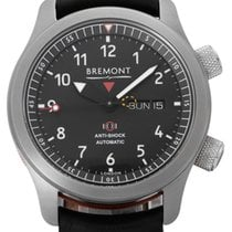 Bremont MBII/OR Steel 2013 MB 43mm pre-owned