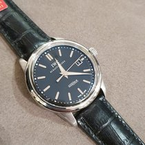 IWC Ingenieur Automatic Acero 42,5mm Negro Sin cifras