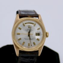 Rolex Day-Date 36 Yellow gold 36mm Gold No numerals United States of America, Idaho, Lewiston